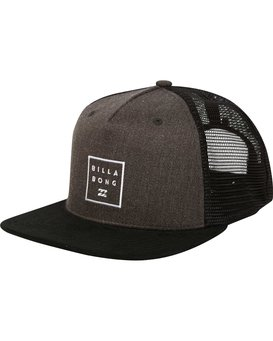 65cd411737a Stacked Trucker Hat MAHWNBST