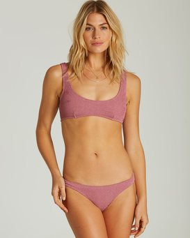 SUMMER HIGH BRALETTE  XT50QBSU