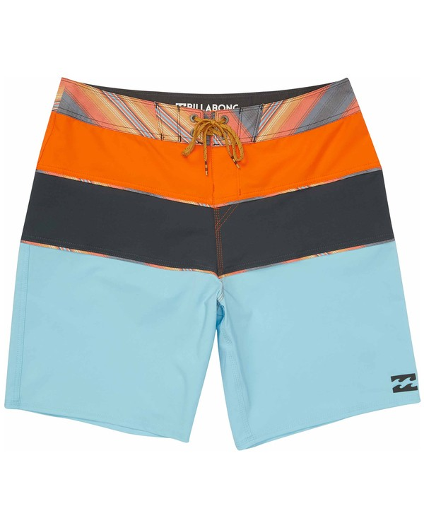 0 Boys' Tribong X Boardshorts  B114MTRX Billabong