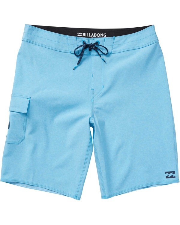 0 Boys' All Day X Boardshorts Blue B124NBAL Billabong