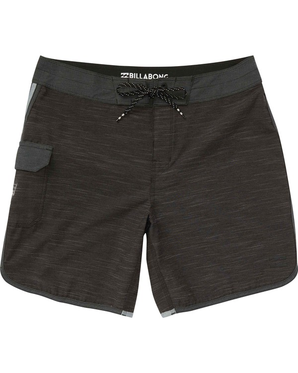 0 Boys' 73 X Boardshorts Black B128NBST Billabong