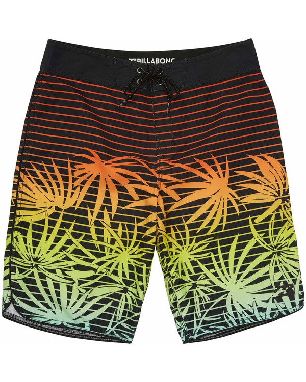 0 Boys' 73 OG Print Boardshorts  B139MSTP Billabong