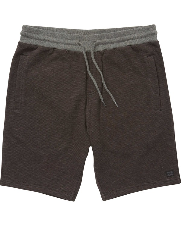 0 Boys' Balance Shorts Black B250QBBS Billabong