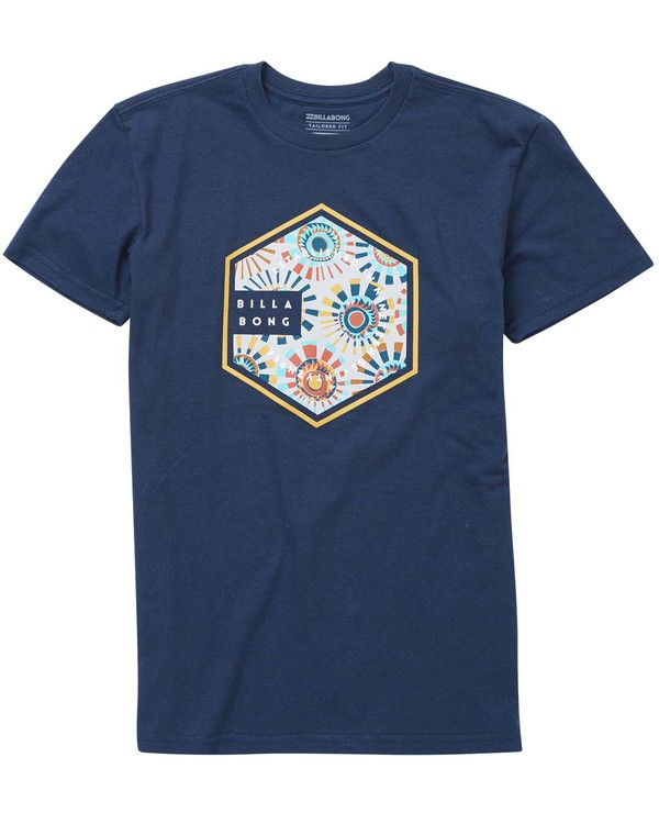 0 Boys' Access Tee Blue B401NBAC Billabong