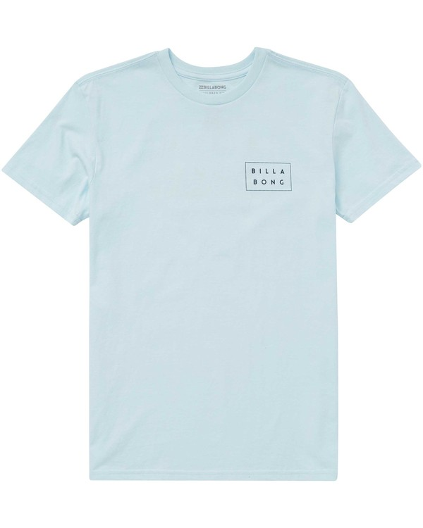 0 Boys' Die Cut Fill Tee  B401PBDF Billabong