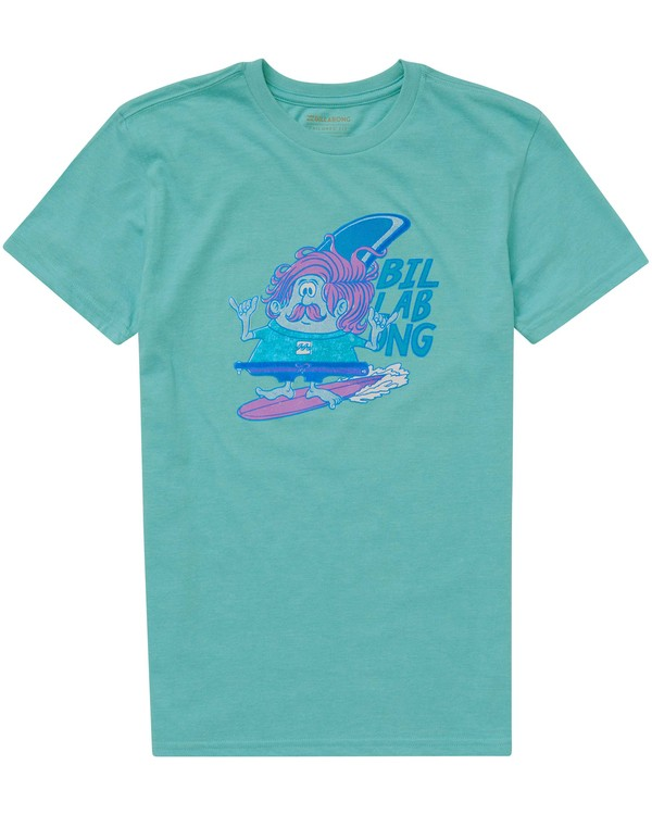 0 Boys' Finny Tee  B401PBFI Billabong