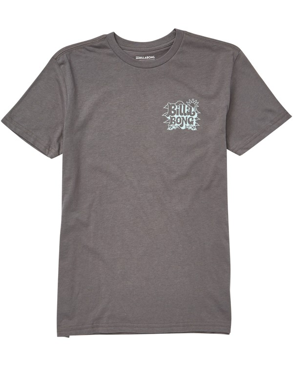 0 Boys' Groovy Tee Grey B401QBGV Billabong
