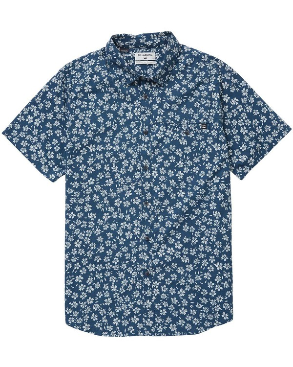0 Boys' Sunday Mini Shirt  B502NBSM Billabong