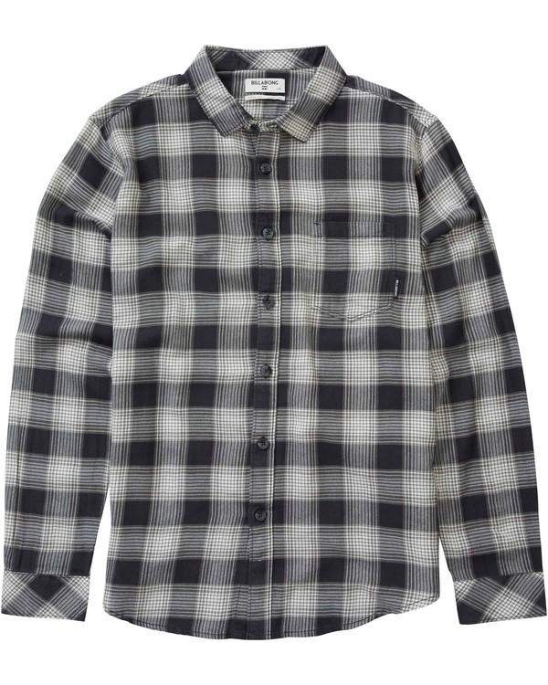 0 Boys' Freemont Flannel  B506LFRE Billabong