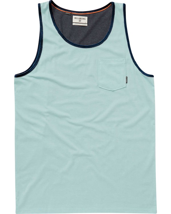 0 Boys' Zenith Tank Grey B901JZET Billabong