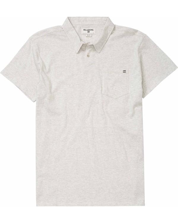0 Boys' Standard Issue Polo Shirt  B915KSTA Billabong