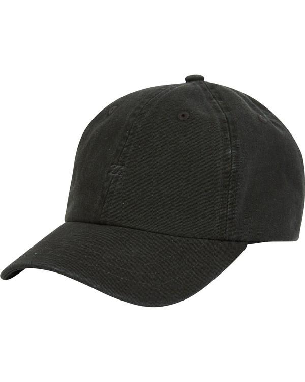 0 Boys' All Day Lad Cap Black BAHWQBAD Billabong