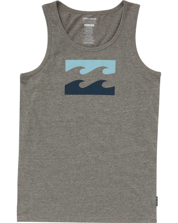 0 Boys' Wave Tank  BT83PBWA Billabong