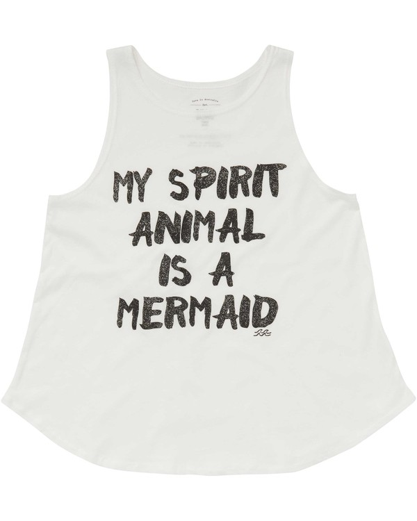0 Girls' Spirit Animal Tank  G414PBSP Billabong