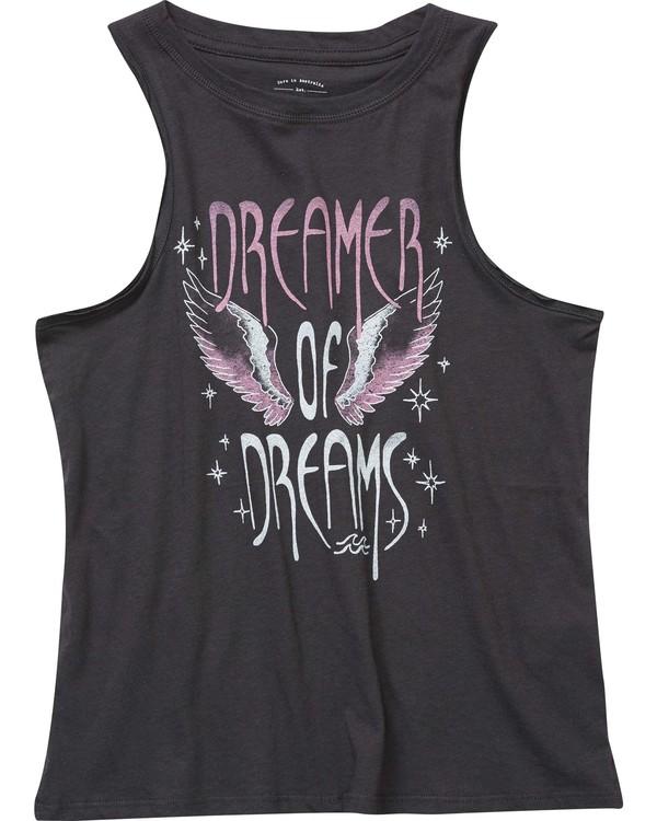 0 Girls' Dreamers Tank  G417NBDR Billabong