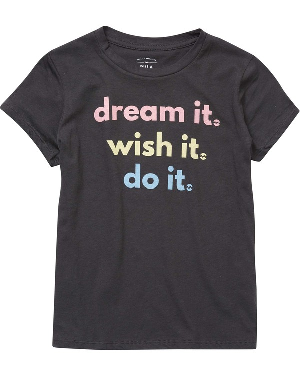 0 Girls' Do It Tee  G484NBDO Billabong
