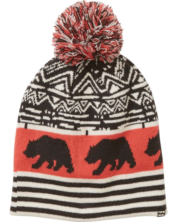 0 Girls' Run Wild Beanie  GABNMRUN Billabong