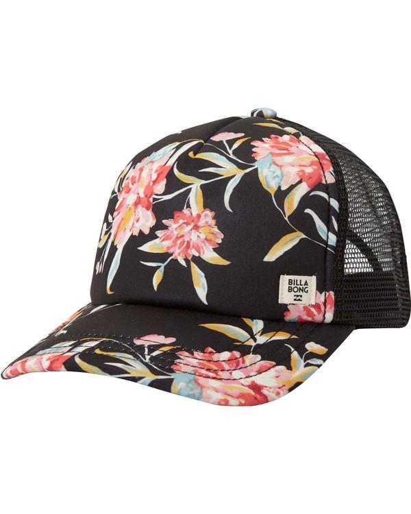 0 Girls' Shenanigans Hat Black GAHTMSHE Billabong