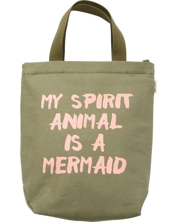 0 Girls' Beach Picnic Lunch Bag Green GAMCQBBE Billabong