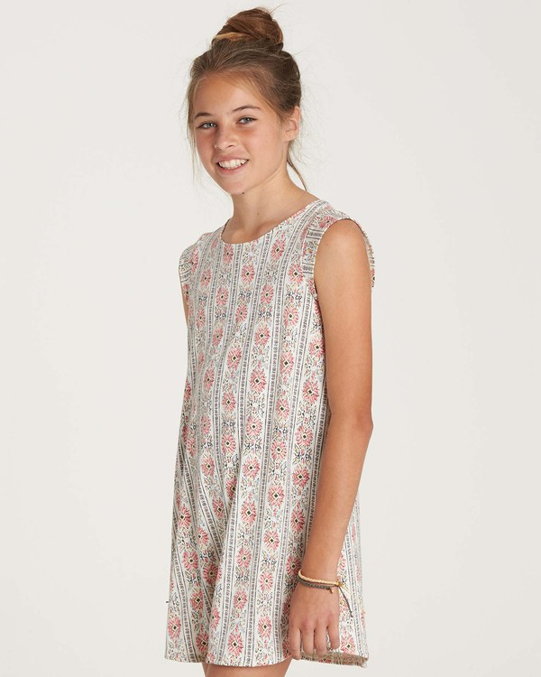 0 Girls' Sunstruck Days Dress  GD05NBSU Billabong