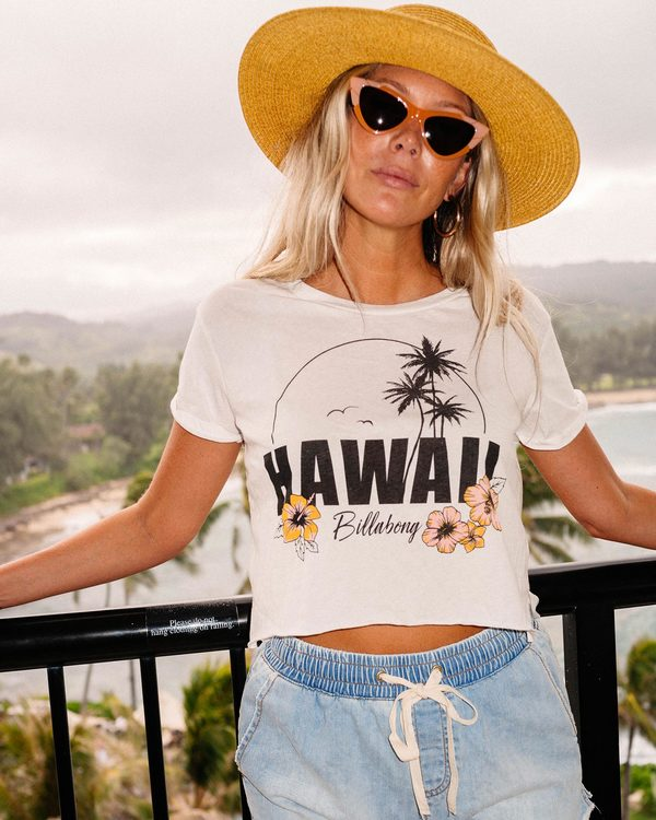 0 Hawaii Tee  J413TBHA Billabong