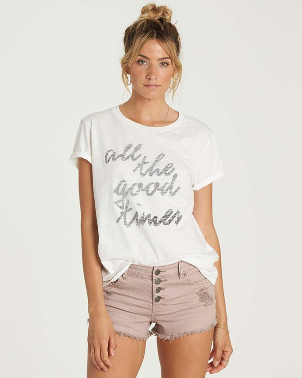 0 Good Times Tee  J437NBGO Billabong