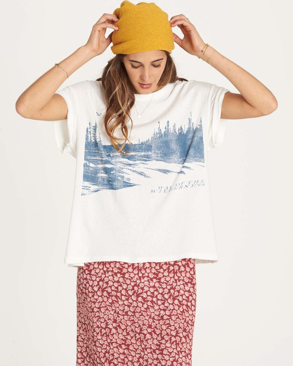 0 Matter To Me Tee  J920LMAT Billabong