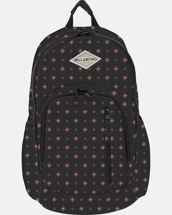 0 Roadie Backpack Black JABKLROA Billabong