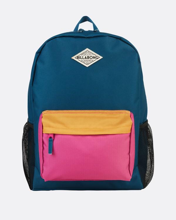 0 Schools Out Backpack Blue JABKQBSC Billabong