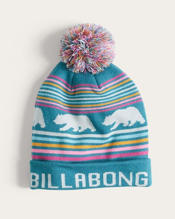 0 Cali Love Beanie  JABNMCAL Billabong