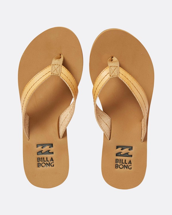 0 Azul Sandal Yellow JAFTKAZU Billabong