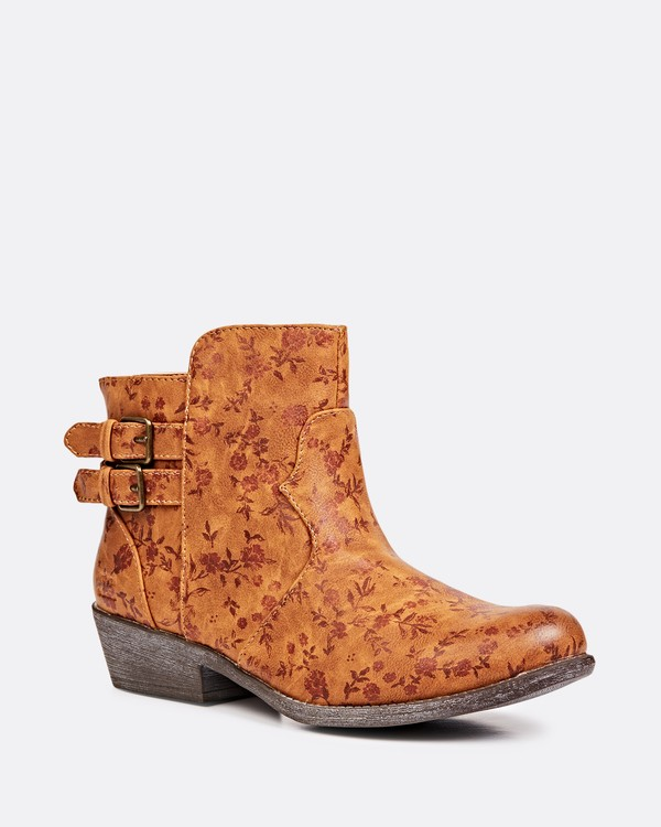 0 Ebony Booties  JAFTLEBO Billabong