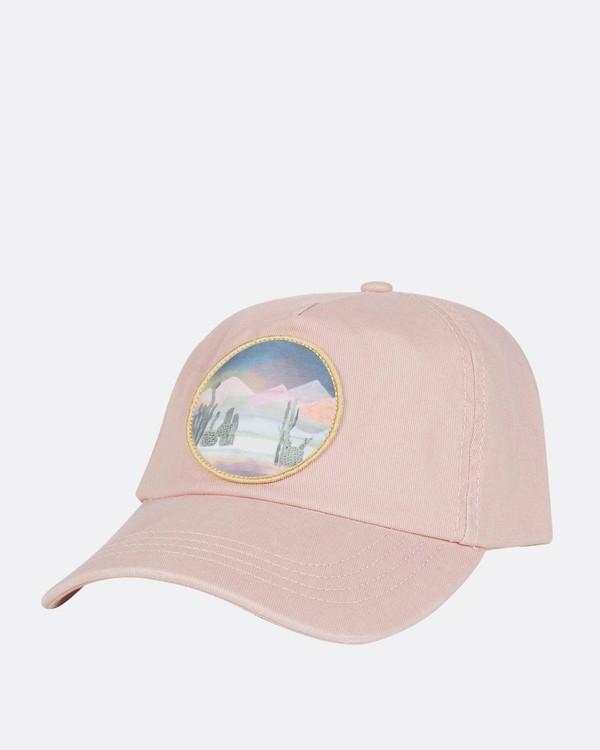 0 Surf Club Hat Pink JAHTLSUR Billabong