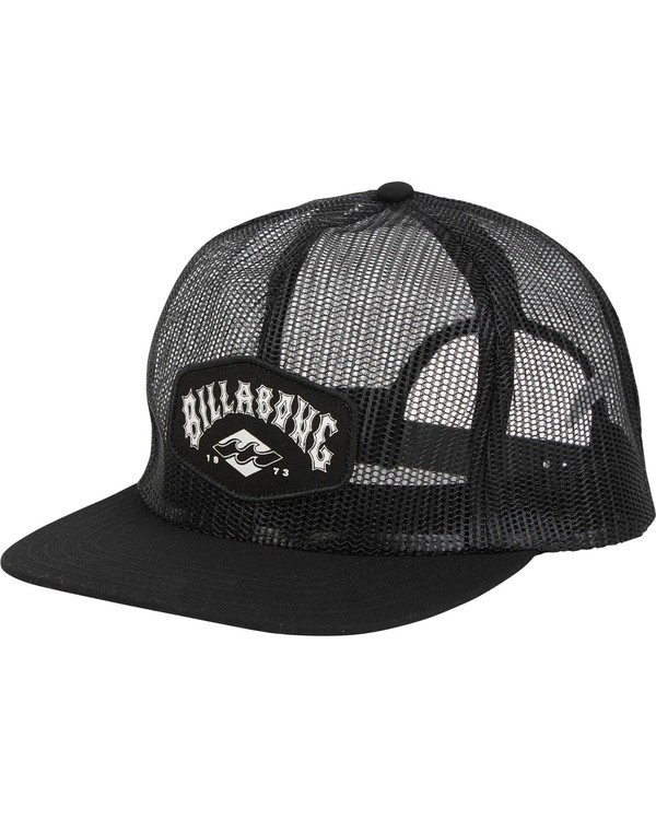 0 Meshin' Around Hat Black JAHWNBME Billabong