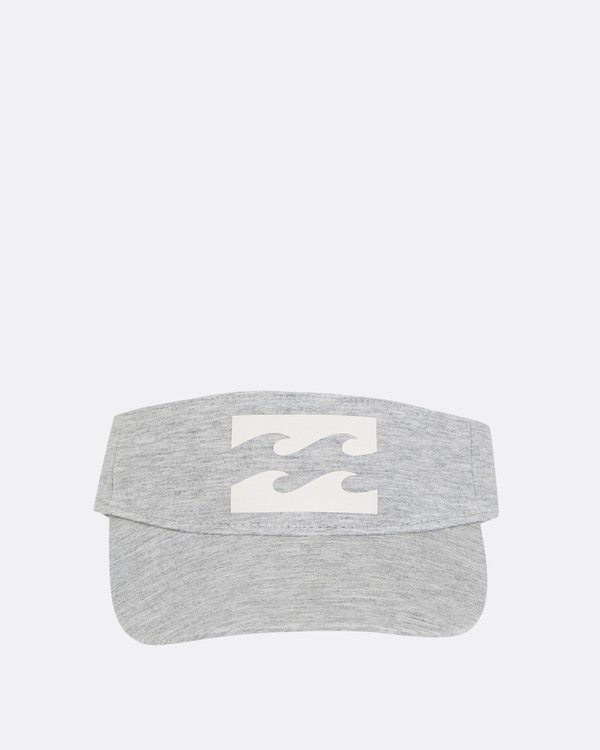 0 Billabong Beach Visor Grey JAHWPBBI Billabong