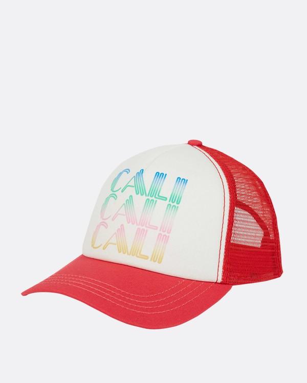 0 Cali Trucker Hat  JAHWPBCA Billabong