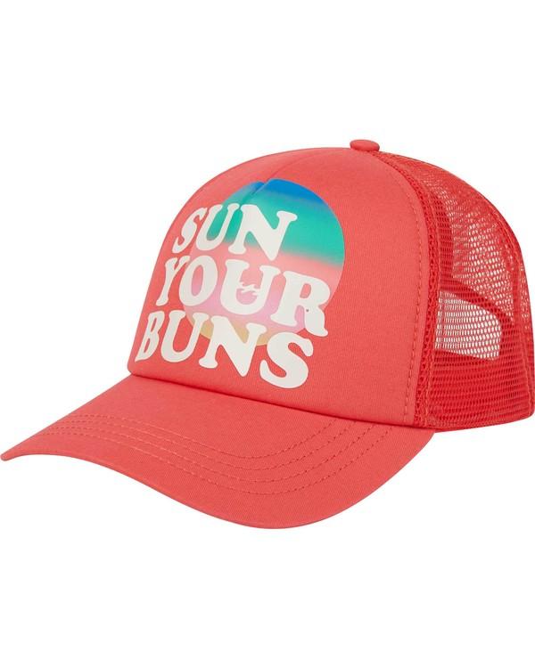 0 Sun Your Bunz Trucker Hat  JAHWPBSU Billabong