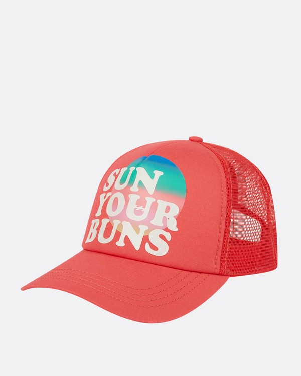0 Sun Your Bunz Trucker Hat  JAHWPBSU Billabong