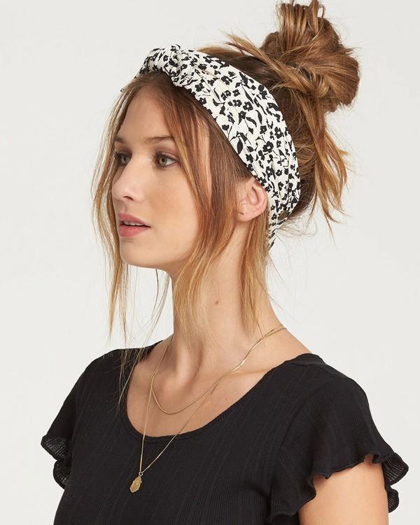 0 Knot On Headband Beige JAHWQBKN Billabong