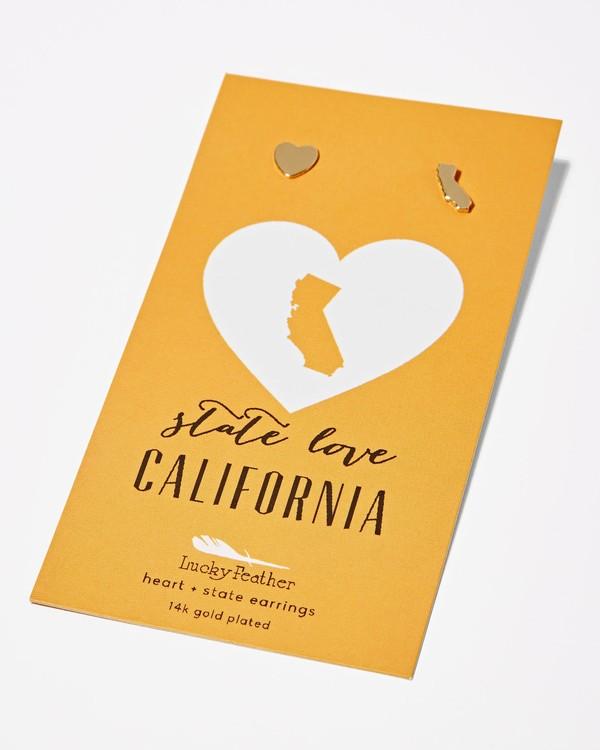 0 California Love Earrings  JAJWXBCS Billabong