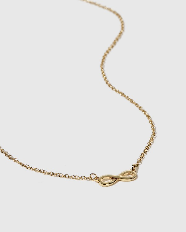 0 Infinity Necklace  JAJWXBIN Billabong