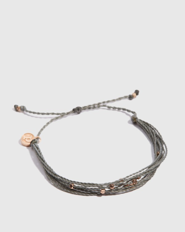 0 Rose Gold Malibu Bracelet  JAJWXBMR Billabong