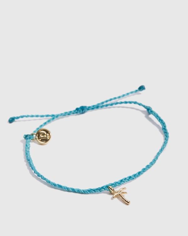 0 Palm Tree Bracelet Blue JAJWXBPT Billabong