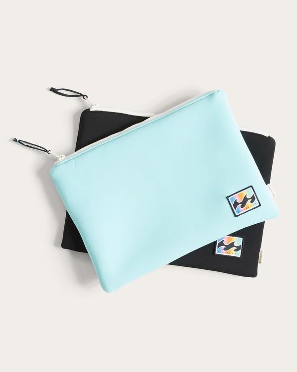 0 Rollin Deep Tablet Cover Blue JAMCNBRO Billabong