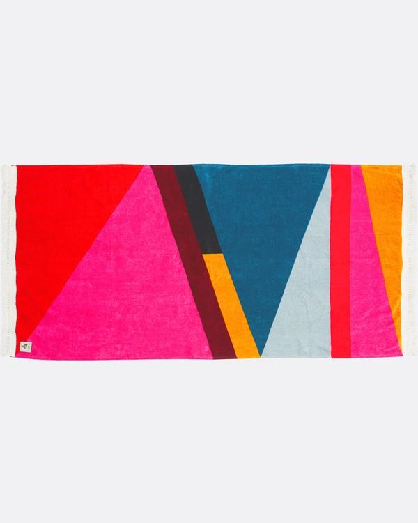 0 In Ur Dreams Printed Beach Towel  JATWSBIN Billabong