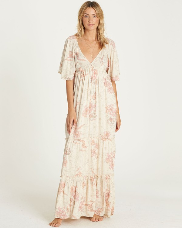 0 Seas The Day Dress  JD10NBSE Billabong