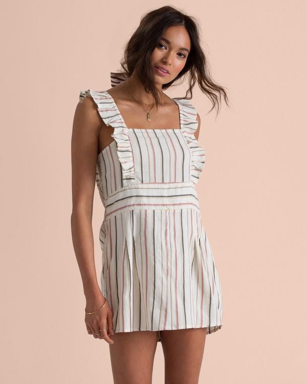0 Sincerely Jules Fields Of Dreams Mini Dress  JD39TBFI Billabong