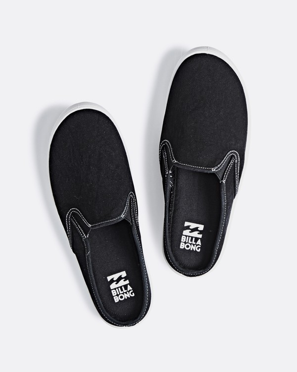 0 Be Free Slip On Shoe Black JFCTNBBE Billabong