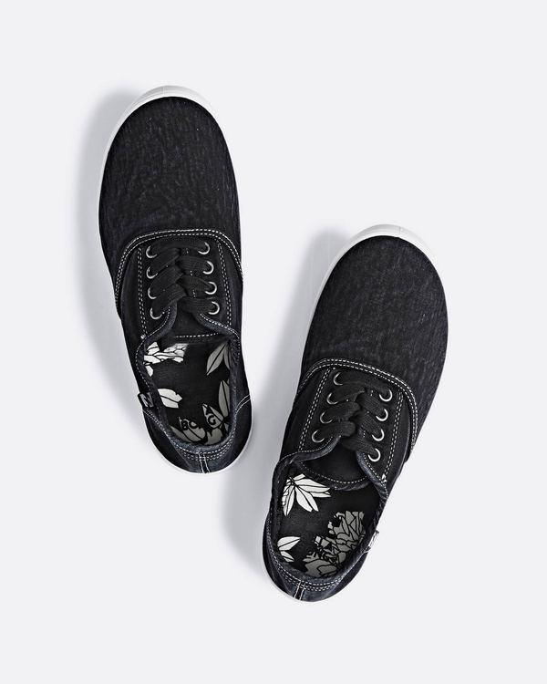 0 Addy Lace Up Shoe Black JFCTQBAD Billabong