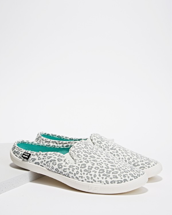 0 Be Free Slip-On Shoe Grey JFCTQBBE Billabong